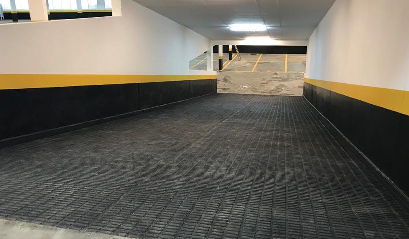 Rampa Garagem
