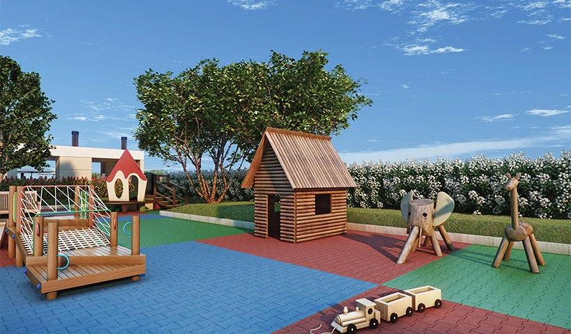 Jardins do Brasil Mantiqueira – Playground