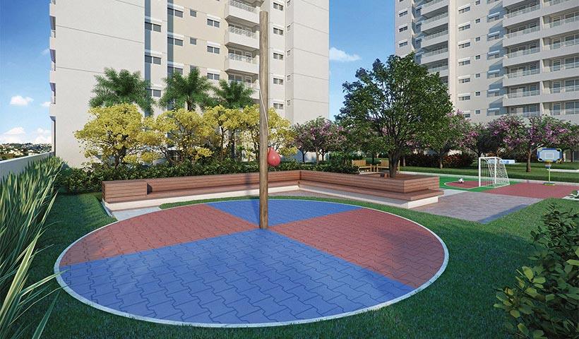 Jardins do Brasil Mantiqueira – Quadra de espiribol