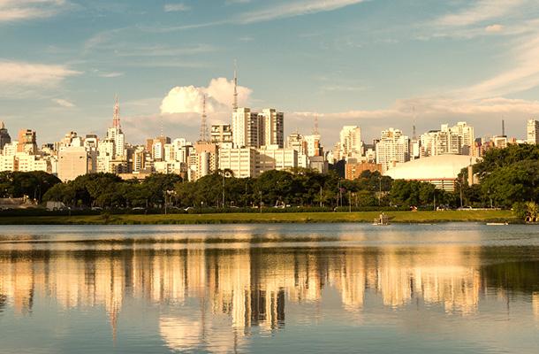 Le Jardin Ibirapuera