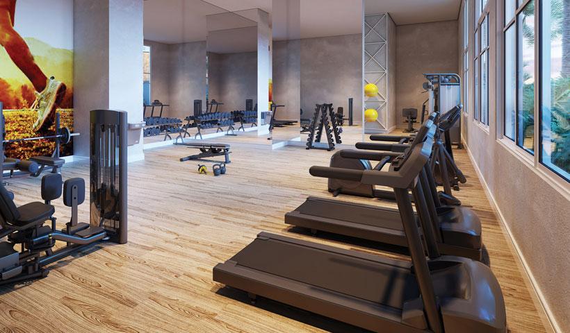Le Jardin Ibirapuera – Fitness