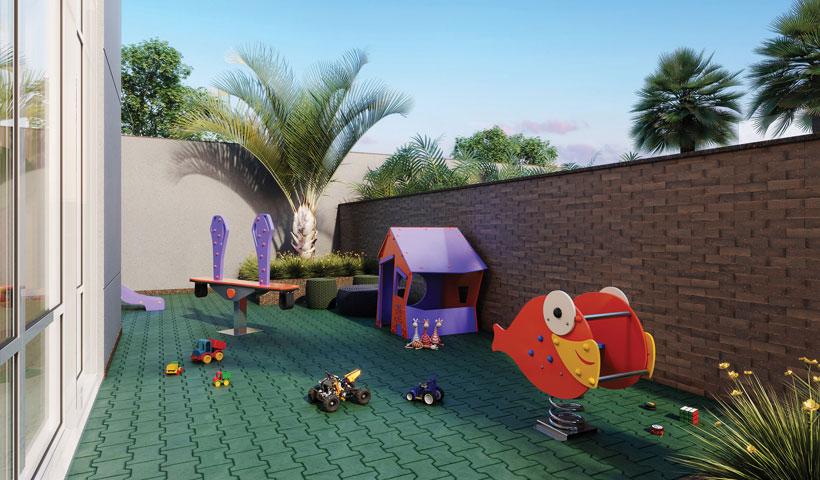 Le Jardin Ibirapuera – Playground