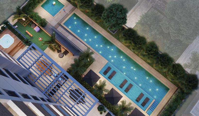 Le Jardin Ibirapuera – Voo Lazer