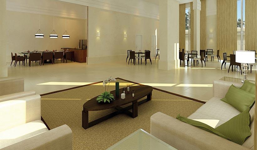 Le Premier Ibirapuera Parc – Salão de festas