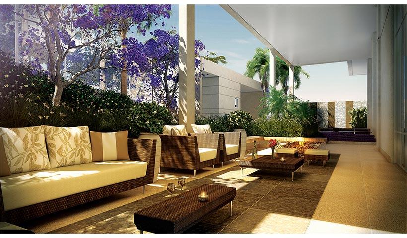 Le Premier Paraíso – Lounge festas