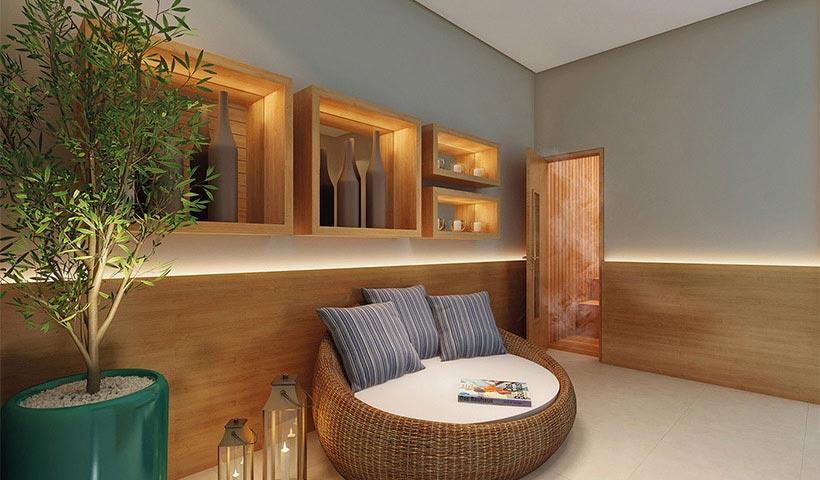 Legittimo Alto de Santana – Descanso com sauna