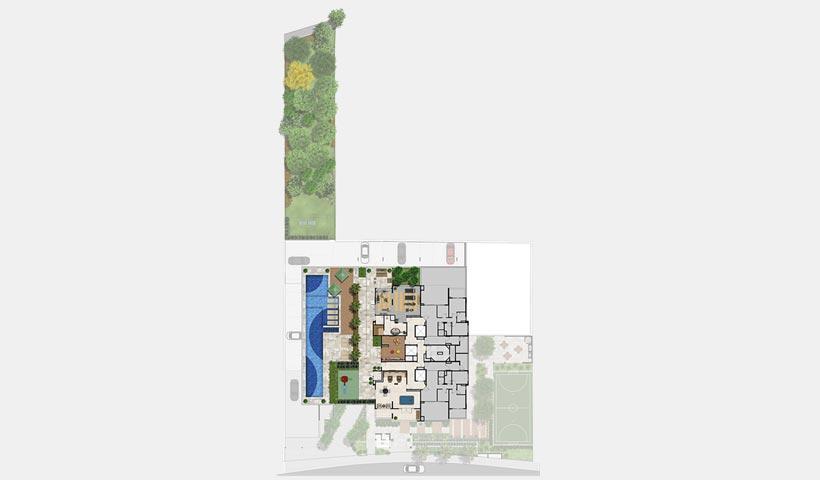 Legittimo Alto de Santana – 3º pavimento