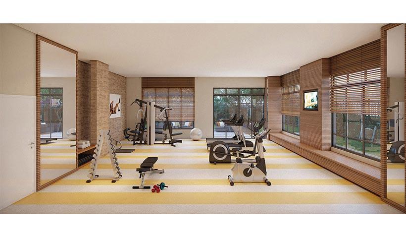 Legittimo Vila Romana - Fitness