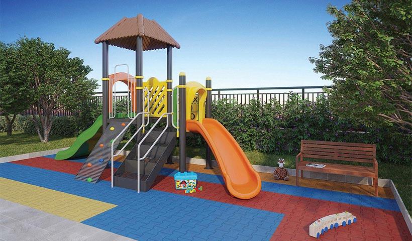 Legittimo Vila Romana – Playground