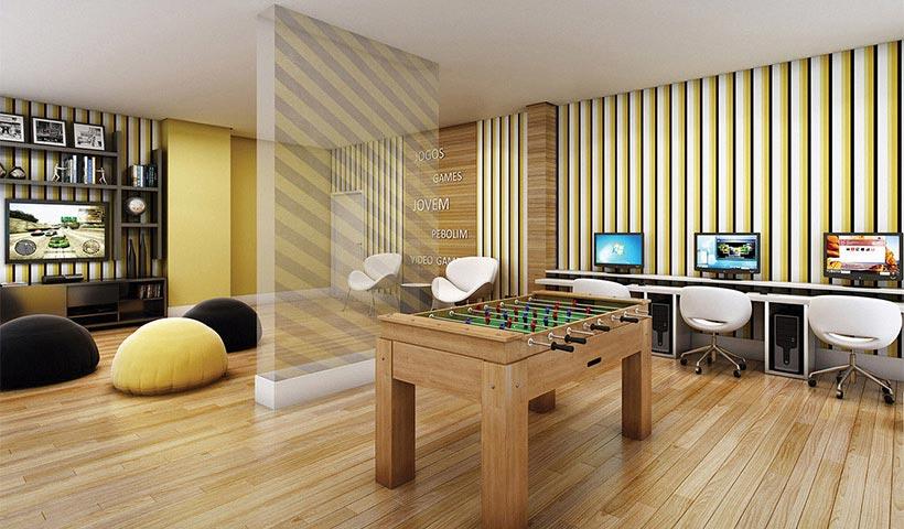 Magnífico Mooca – Salão de jogos juvenil