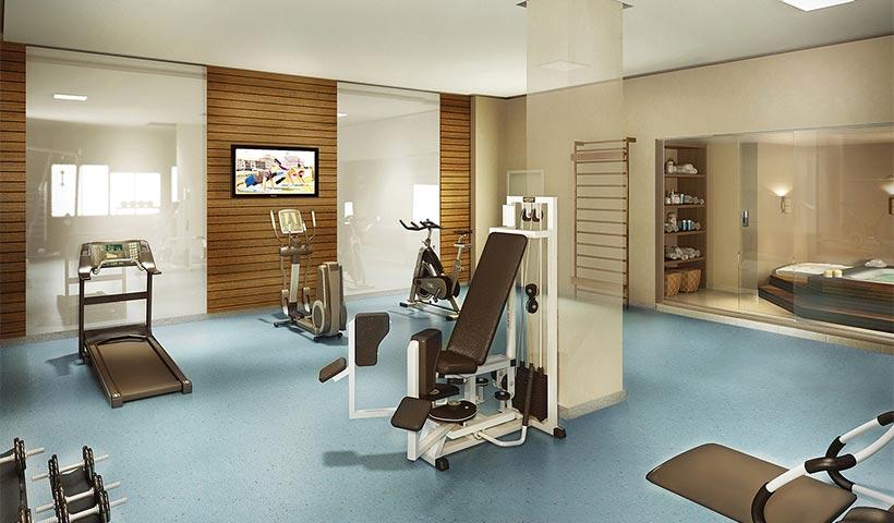 Massimo Residence - Fitness