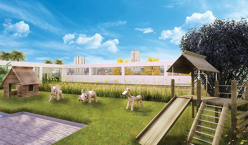 Massimo Residence – Play zoo