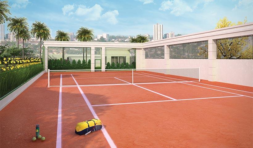 Massimo Residence – Quadra de tênis