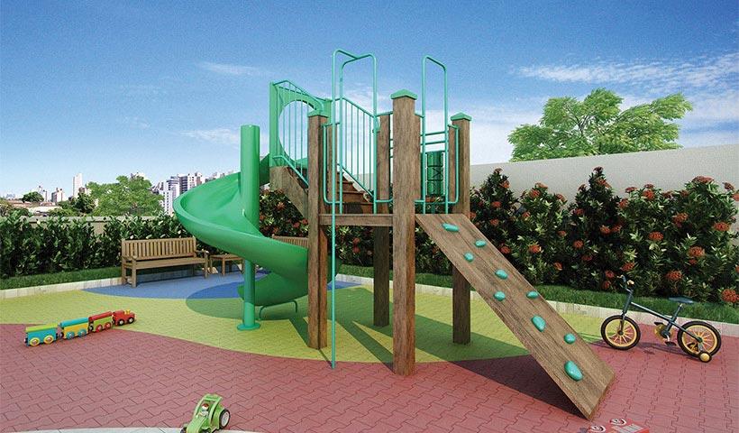 Massimo Nova Saúde - Playground