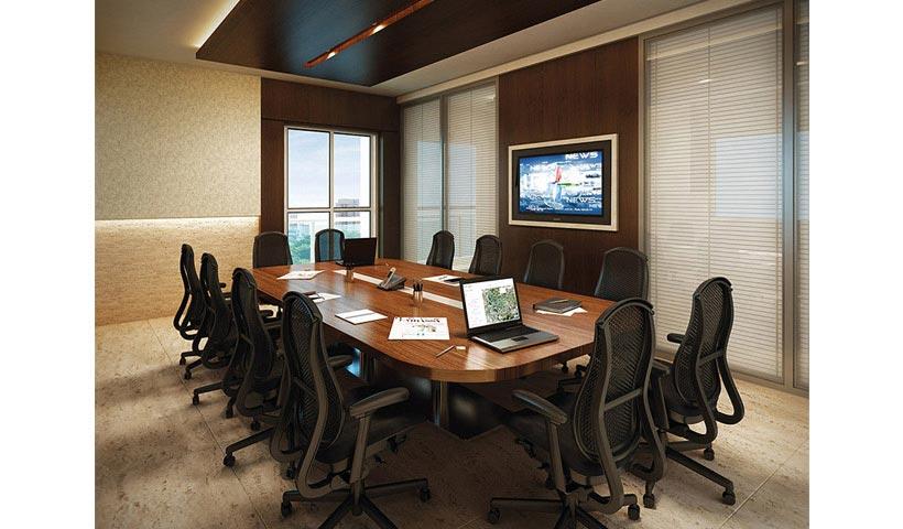 Neo Offices – Sala de reunião