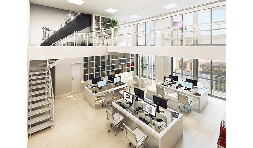 Neocorporate Offices - Duplex