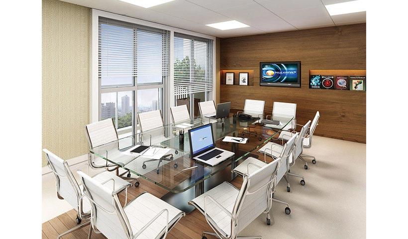 Neocorporate Offices – Sala de reunião