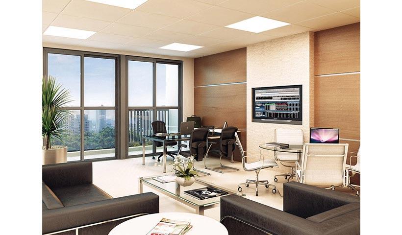 Neocorporate Offices – Sala do diretor