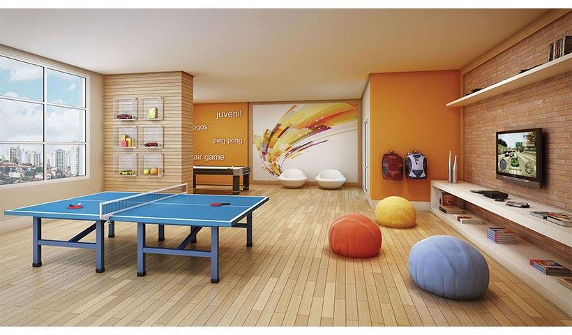 Parque Ventura – Salão de jogos juvenil