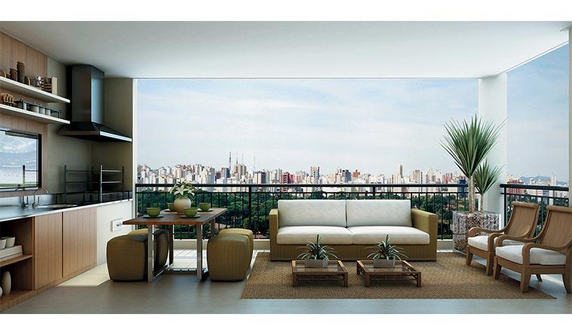 Premiatto Jundiaí – Terraço de 132 m²