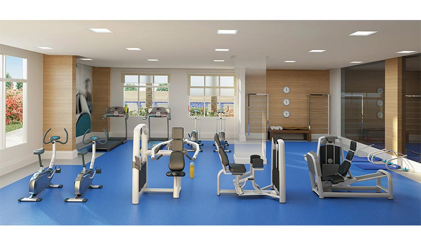 Premiatto Jundiaí – Fitness center