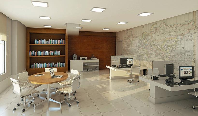 Premiatto Jundiaí – Home office