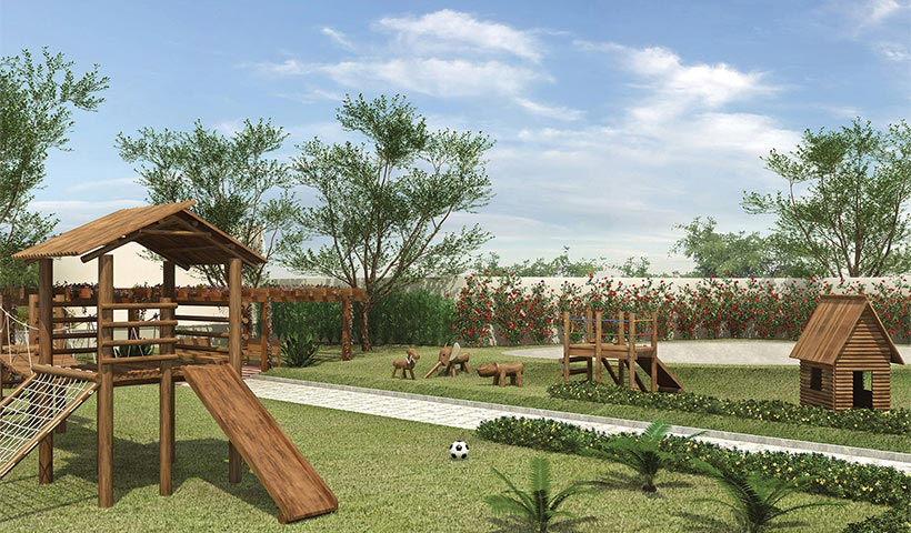 Premiatto Jundiaí - Playground