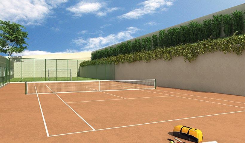 Premiatto Jundiaí – Quadra de tênis