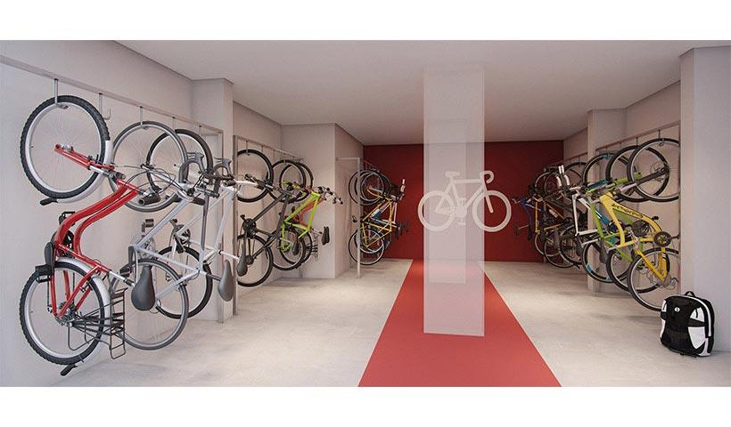 Prime House Parque Bussocaba – Bicicletário