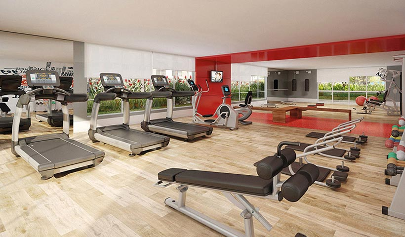 Prime House Parque Bussocaba - Fitness