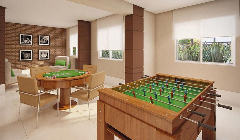 Prime House Parque Bussocaba – Salão de jogos adulto