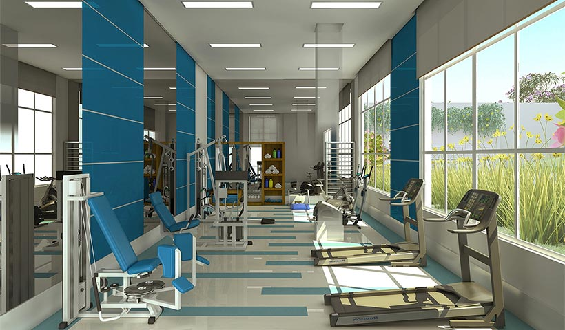 Prime House Vila Mascote - Fitness