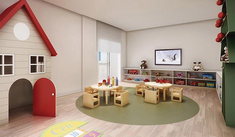 Quality House Ana Costa - Brinquedoteca
