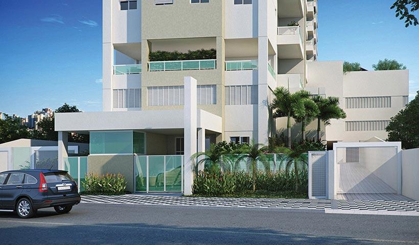 Quality House Ana Costa - Portaria