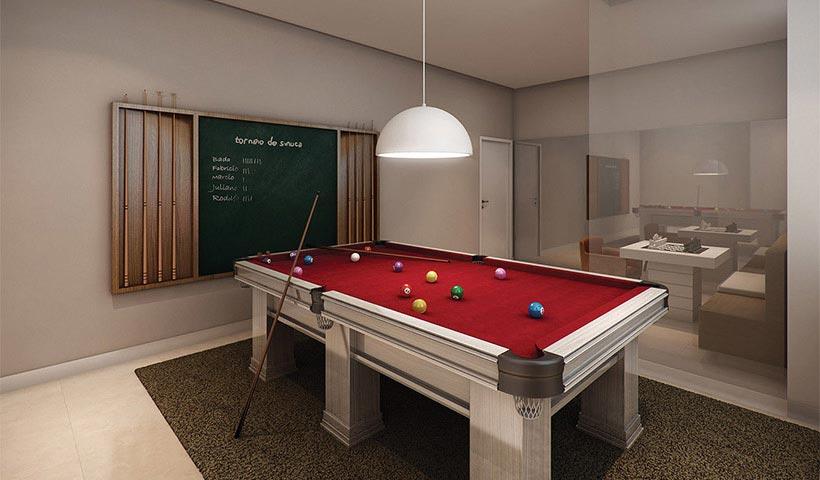 Quality House Ana Costa – Salão de jogos adulto