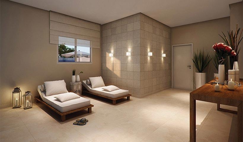 Quality House Ana Costa - Sauna