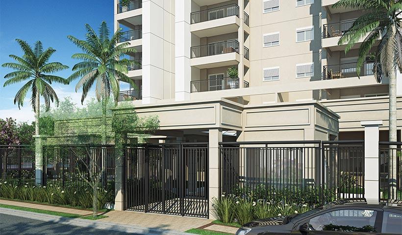 Quality House Sacomã – Portaria