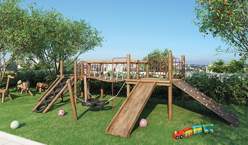 Quality House Sacomã – Play aventura