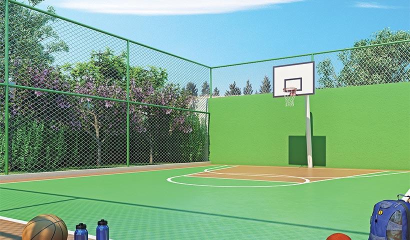 Quality House Sacomã – Quadra de streetball