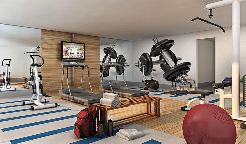 Quinta do Horto - Fitness