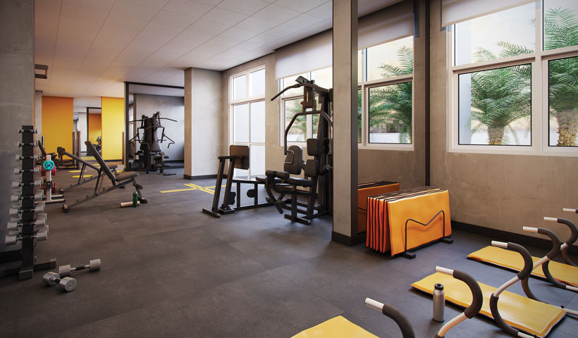 Reserva JB - Fitness - Torre Royal Park