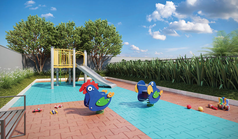 Reserva JB - Playground - Torre Sky View