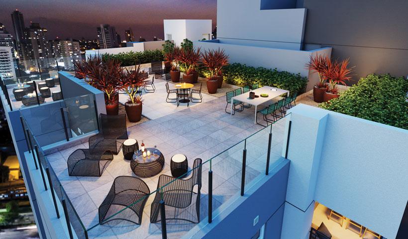 Reserva JB - Voo Lounge Rooftop - Torre Sky View