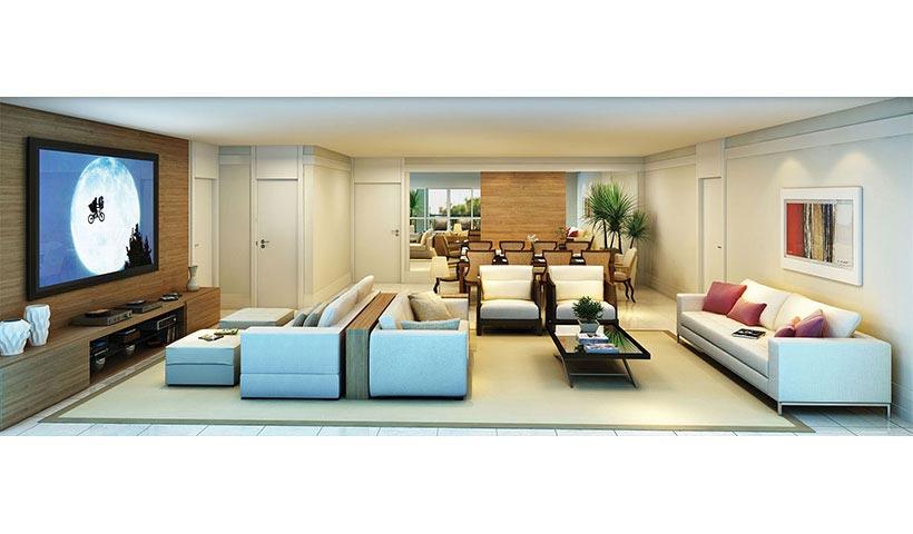 Royale Prestige – Living de 236 m²