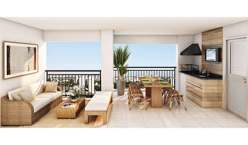 Royale Prestige – Terraço de 150 m²