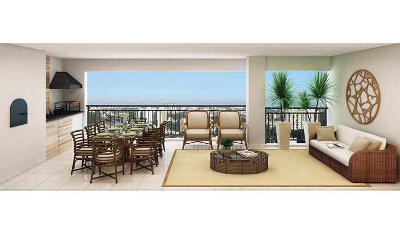 Royale Prestige – Terraço de 236 m²