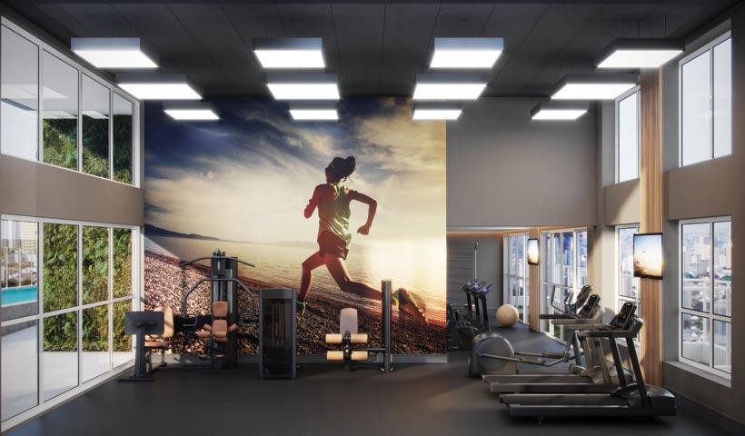 Sky House – Fitness aeróbico