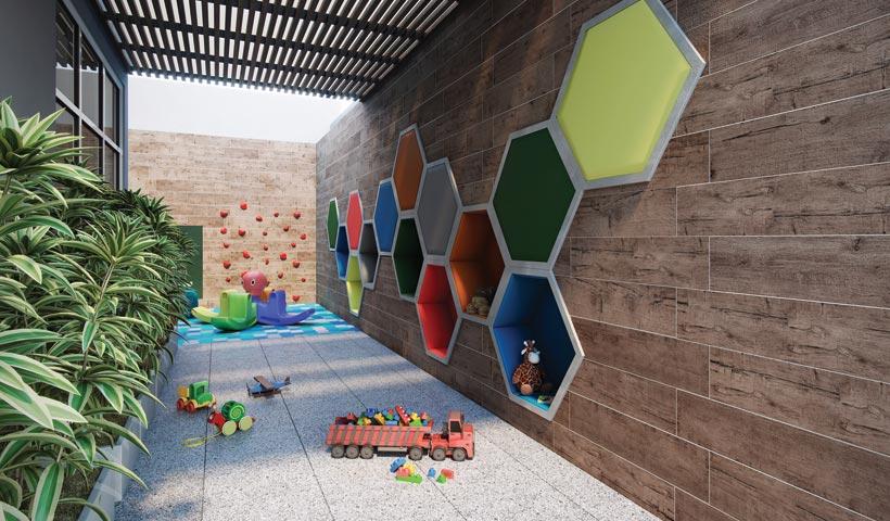 Sky House - Playground