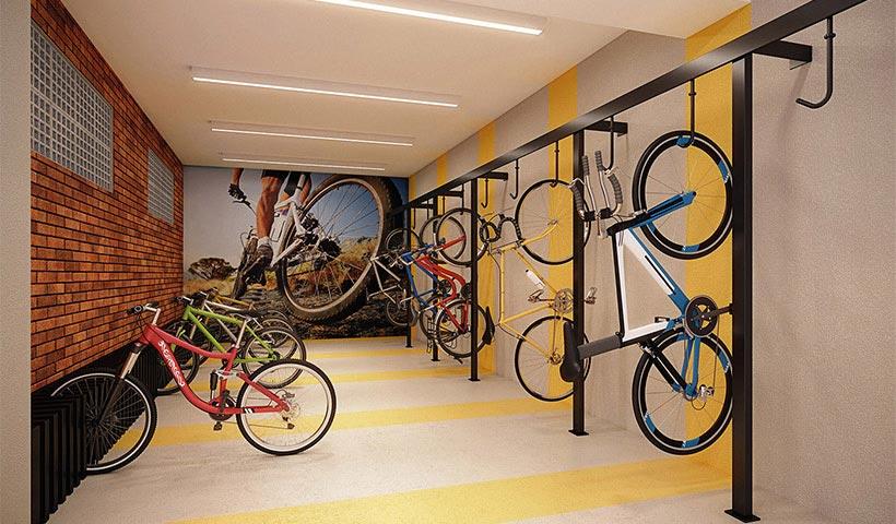 Splendor Brooklin – Bicicletário