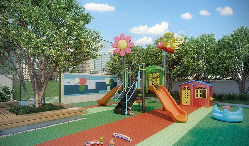 Splendor Brooklin – Playground